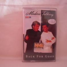 Vand caseta audio Modern Talking - Back For Good, originala. - Muzica Pop, Casete audio