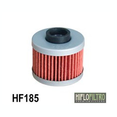 Filtru ulei Scuter-Moto-ATV HifloFiltro HF 185 - Filtru ulei Moto