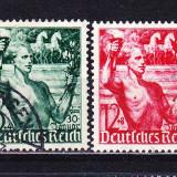 Timbre GERMANIA REICH 1938 = ANIV. 5 ANI DE GUVERNARE SERIE ST.