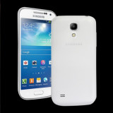 Husa Samsung Galaxy S4 Mini i9190 Ultra Slim Mata White