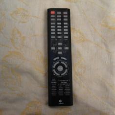 Telecomanda Logitech UltraX media remote - Telecomanda aparatura audio