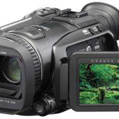 JVC GZ-HD7 - Camera video 1920x1080 , 3 CCD, HDD 60 gb,   + 5 baterii + lentila