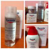 Produse Eucerin ( Crema antirid Q10, Gel intim, Lotiune micelara 3 in 1 )