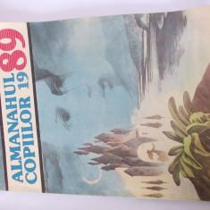ALMANAHUL COPIILOR 1989