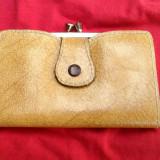 Portofel dama din piele - Vintage !!!