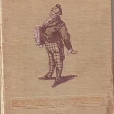 M.E.Saltacov-Scedrin-Opere alese-ilustratii Eugen Taru - Carte in engleza