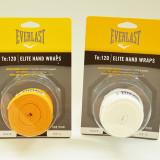 Everlast - set 2 fase (fasa) protectie flexibile din bumbac si spandex - 3 metri