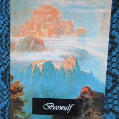 BEOWULF (1999, editie de DOINA CMECIU - cu ilustratii color - CA NOUA!!!) - Carte mitologie
