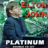 CD MUZICA - ELTON JOHN - PLATINUM - DUBLU CD - Muzica Dance