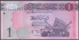 Libia 1 dinar UNC
