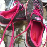 Adidasi Nike - Adidasi dama Nike, Culoare: Gri, Marime: 37, Gri