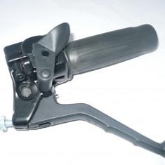 Maneta acceleratie completa - Maneta frana Moto