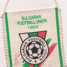 Fanion-FEDEREATIA BULGARA DE FOTBAL - Fanion fotbal