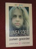 Lumea Sofiei - Jostein Gaarder