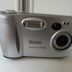 Aparat foto Kodac EasyShare DX 4900, 4 MP , Digital camera w/2x Optical Zoom, stare buna de functionare,pret  acceptabil.