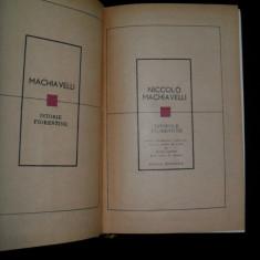 Istoriile Florentine - MACHIAVELLI NICCOLO - Istorie