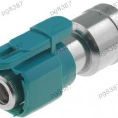 Adaptor antena radio, Audi, Fiat, Mercedes, Peugeot, Seat, Skoda, VW, FAKRA - ISO - 001039 - Conectica auto