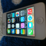 Vand / Schimb iPhone 4 Apple alb 8GB Orange