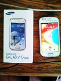 Samsung Galaxy S duos S7562, 4GB, Alb, Neblocat