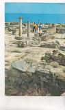 bnk cp Histria - Ruinele cetatii - Vedere - circulata