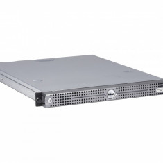 SERVER DELL POWEREDGE R200 INTEL XEON QUAD CORE X3220 4GB DDR2 2x500GB HDD DVD-ROM | GARANTIE 12 LUNI