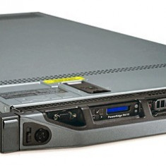SERVER DELL POWEREDGE INTEL XEON QUAD CORE L5520 12GB DDR3 2X146GB HDD DVD-ROM | GARANTIE 12 LUNI