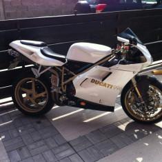 Ducati 996 SPA - Motocicleta Ducati
