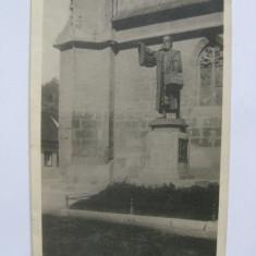 C.P. NECIRCULATA BRASOV STATUIA HONTERUS DIN ANII 20