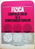 FIZICA CORPULUI SOLID SI A SEMICONDUCTORILOR - Iuliu Pop, Mircea Crisan