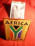 Pliant Calatorie Africa de Sud : Harta , Adrese Turistice