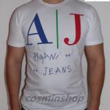 Tricouri ARMANI JEANS Model NOU de Sezon  !!!