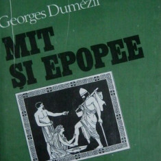 Mit si Epopee - Georges Dumezil - Carte mitologie