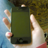 Iphone - iPhone 4 Apple, Negru, 16GB, Neblocat