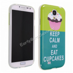 Husa Samsung Galaxy S4 i9500 + folie protectie ecran + expediere gratuita Posta - sell by Phonica