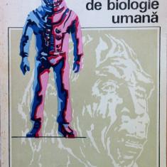 PROBLEME DE BIOLOGIE UMANA - V. Sahleanu, I. C. Voiculescu - Carte Biologie