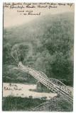 210 - Arad, VARFURILE, tunnel and bridge - old postcard - used - 1914