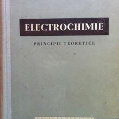 ELECTROCHIMIE PRINCIPII TEORETICE - I. A. Atanasiu, G. Facsko - Carte Chimie