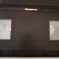 Caseta Video Panasonic