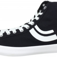 41_Adidasi originali Jack and Jones_din panza_tenisi barbati_negru_in cutie - Adidasi barbati Jack & Jones, Textil