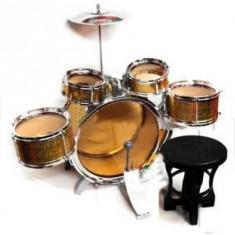 Set 5 Tobe Jazz cu scaunel - Instrumente muzicale copii