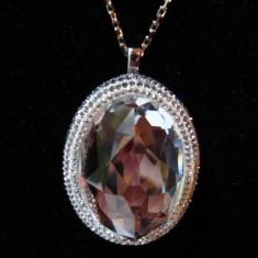 Pandantiv Swarovski Vita Large Crystal Original Nou!