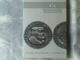 Catalog de licitatie numismatica Fritz Rudolf Kuenker-Nr.17/1990 - Colectia Dr.Guenther Brockmann-medalii