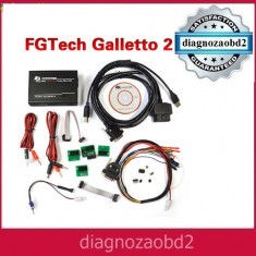 Tester tunning  FGTech diagnoza tuning Galletto 4 v54 FULL - OBD2 BDM MODIFICAT