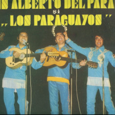 -Y- LUIS ALBERTO DEL PARANA SI LOS PARAGUAYOS VOL .1 ( CA NOU ! )DISC LP VINIL - Muzica Latino