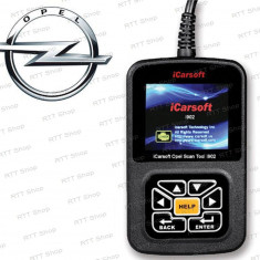 ICarsoft i902 Scanner Profesional Opel Multisistem - Scanner diagnoza auto