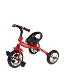 Tricicleta metal pt copii - Tricicleta copii, 2-4 ani, Unisex