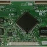 T-Con Runtk 3968TP CPWBX LVDS Sharp