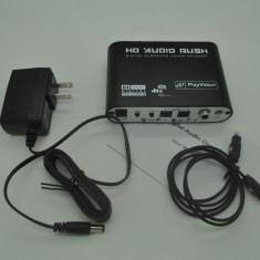Convertor Audio Gear DTS/AC-3/6CH Digital Audio Decoder 5.1, mufe RCA - Placa de sunet PC