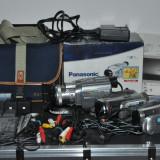 PACHET CAMERE PANASONIC, IDEAL EVENIMENTE - Camera Video Panasonic, 2-3 inch, Mini DV, CCD