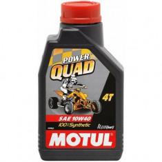 MOTUL Power Quad 4T 10W40 - 1 litru - Ulei motor Moto